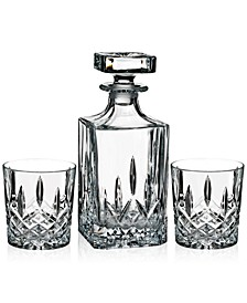 Markham 3-Pc. Decanter Set
