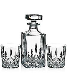 Marquis by Waterford Markham 3-Pc. Decanter Set