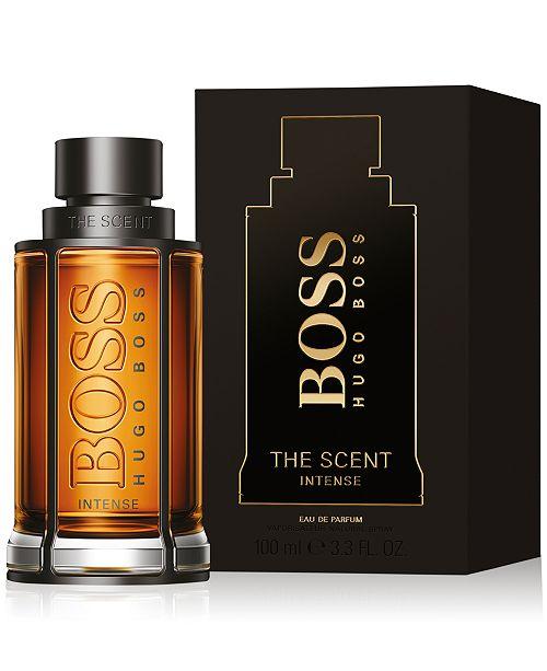 Hugo Boss Hugo Boss Mens Boss The Scent Intense Eau De Parfum Spray