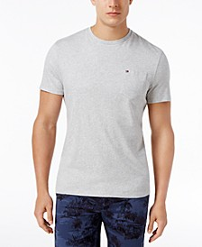 Men's Big & Tall Tommy Crew Neck Tee
