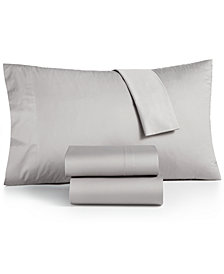 LAST ACT! Dream Science by Martha Stewart Collection Allergy Sleep System 4-Pc California King Sheet Set, 350 Thread Count 100% Cotton, AAFA Certified, Created for Macy's