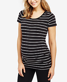 BumpStart 2-Pk. T-Shirt, Striped & Pink
