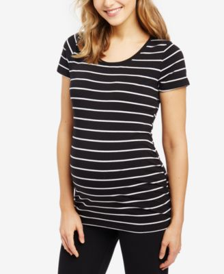 BumpStart 2 Pk. T Shirt, Striped U0026 Pink