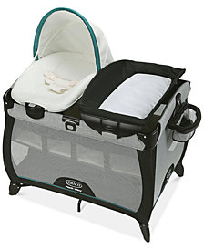Graco Pack 'N Play Playard Quick Connect with Portable Napper