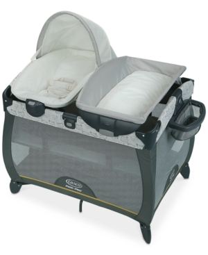 Graco Pack N Play Playard Quick Connect with Portable Napper