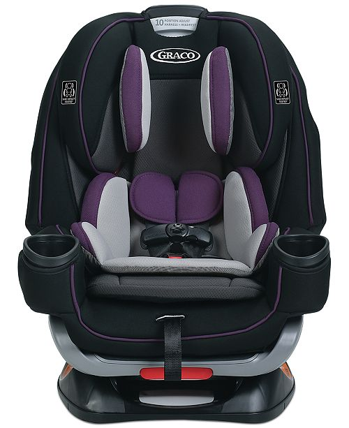 69d4f007bbb25 ... Graco Extend2Fit 4Ever All-In-One 4-in-1 Convertible Car Seat ...