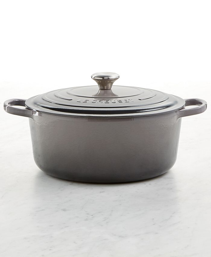 Le Creuset - Signature Enameled Cast Iron Round French Oven, 9 Qt.