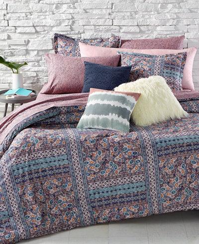 BCBGeneration Batik Floral Comforter Sets