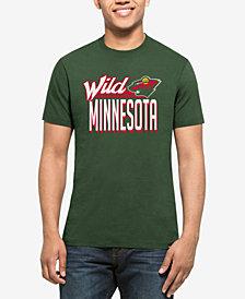 '47 Brand Men's Minnesota Wild Script Splitter T-Shirt