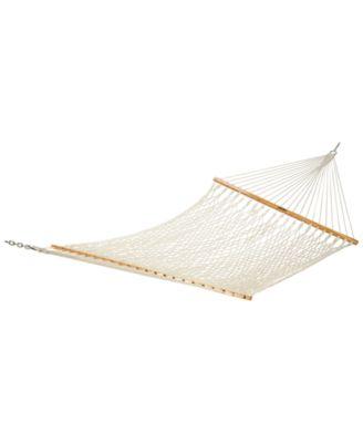 Deluxe Original Cotton Rope Hammock, Quick Ship