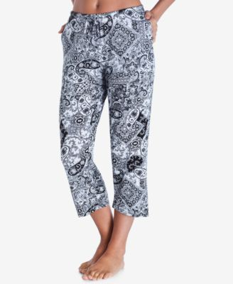 Yours to Love Capri Pajama Pants