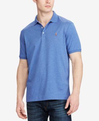 Ralph Lauren Men NEW YORK White Short Sleeved Polo
