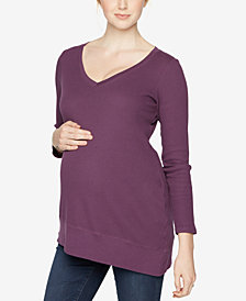Splendid Maternity Long-Sleeve T-Shirt