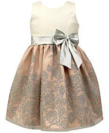 Jayne Copeland Little Girls Glitter Beaded Ball Gown