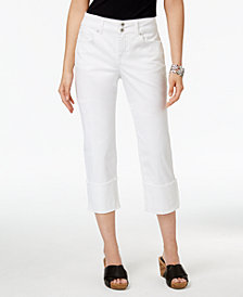 Style & Co. Capri Jeans, Created for Macy's