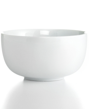 The Cellar Whiteware Cereal Bowl, Created for Macy's