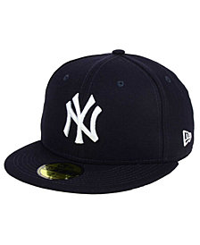 New Era New York Yankees Banner Patch 59FIFTY Cap
