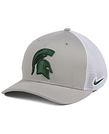 Nike Michigan State Spartans Aero Bill Mesh Swooshflex Cap