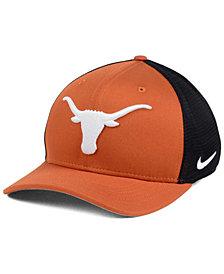 Nike Texas Longhorns Aero Bill Mesh Swooshflex Cap