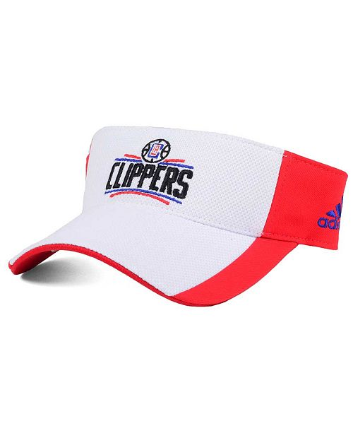 adidas Los Angeles Clippers Train Me Visor