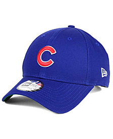 New Era Chicago Cubs Banner Patch 9FORTY Cap