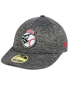 New Era Cincinnati Reds Shadowed Low Profile 59FIFTY Cap
