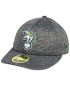 New Era Oakland Athletics Shadowed Low Profile 59FIFTY Cap
