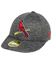 New Era St. Louis Cardinals Shadowed Low Profile 59FIFTY Cap