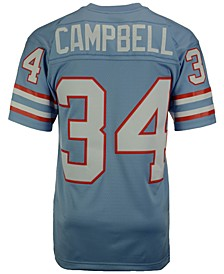 Men's Earl Campbell Houston Oilers Replica Throwback Jersey
