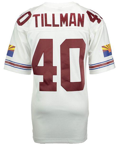 987aa3c0c581 ... Mitchell   Ness Men s Pat Tillman Arizona Cardinals Replica Throwback  Jersey ...