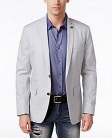 I.N.C. Men's Slim-Fit Grey Blazer, Created for Macy's