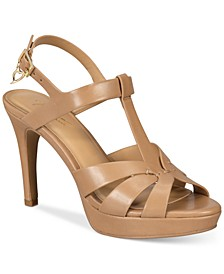 Verrda Platform Dress Sandals, Created for Macy's