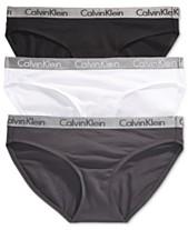 65c493b866 Calvin Klein Radiant Cotton Bikini 3-Pack QD3589