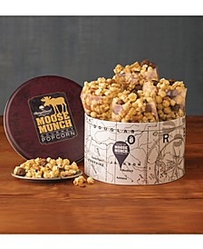 Moose Munch Popcorn Gift Tin