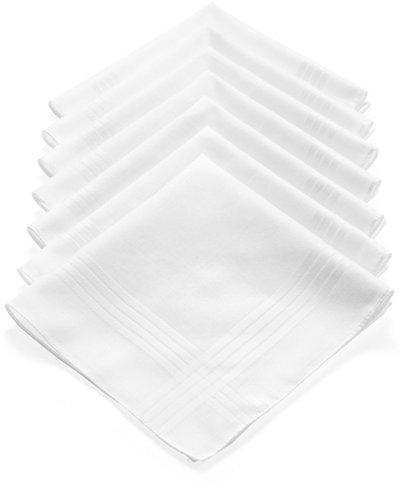 Club Room Handkerchiefs, Permanent Press 7 Pack Handkerchiefs