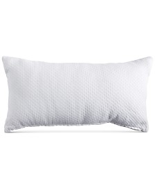 "DKNY PURE Brick 11"" x 22"" Decorative Pillow"