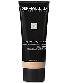Leg And Body Makeup, 3.4 fl. oz.