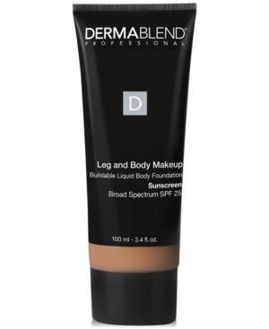Leg And Body Makeup