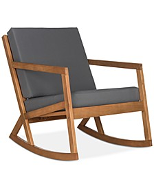 Nicksen Outdoor Rocking Chair