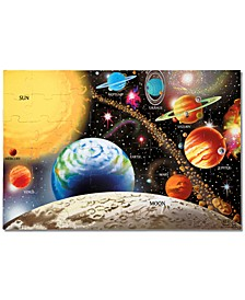 Toy, Solar System Floor (48 pc) Puzzle