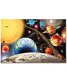 Toy, Solar System Floor (48 pc) Puzzle