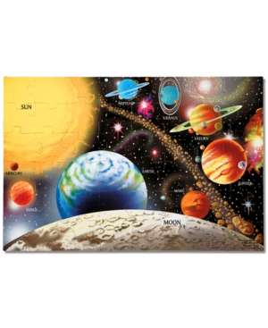 Melissa and Doug Toy Solar System Floor (48 pc)