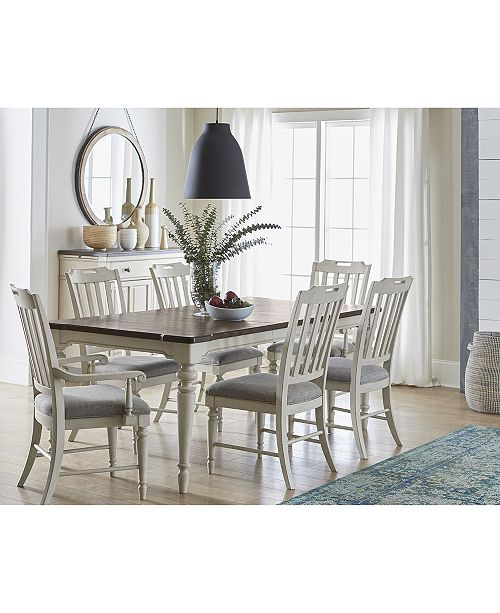 Furniture Barclay Expandable Dining Furniture Collection & Reviews on arnold home design, rosemont home design, brown home design, brooklyn home design, ohio home design, alabama home design, bethesda home design, oxford home design, cambridge home design, hamilton home design, garrison home design, dog home design, madison home design, barton home design, marshall home design, perry home design,