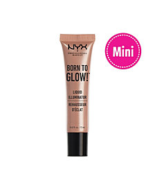 NYX Professional Makeup Born To Glow! Liquid Illuminator Mini