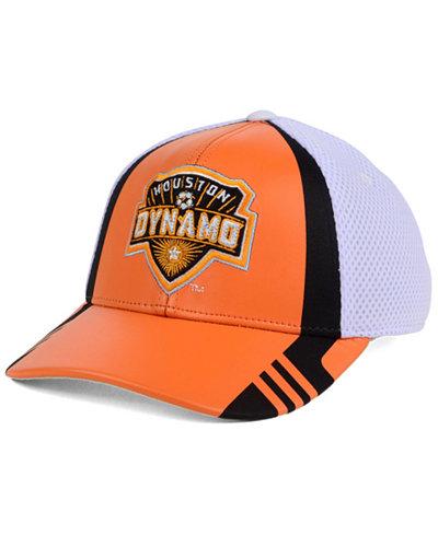 adidas Houston Dynamo Authentic Team Flex Cap