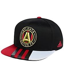 Atlanta United FC Authentic Team Snapback Cap