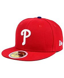 Kids' Philadelphia Phillies Authentic Collection 59FIFTY Cap