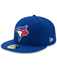 Kids' Toronto Blue Jays Authentic Collection 59FIFTY Cap