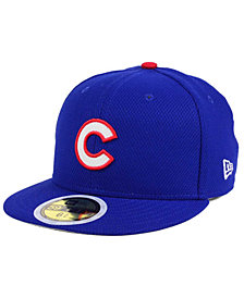 New Era Kids' Chicago Cubs Batting Practice Diamond Era 59FIFTY Cap