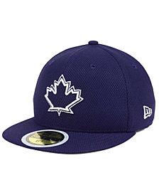 New Era Kids' Toronto Blue Jays Batting Practice Diamond Era 59FIFTY Cap